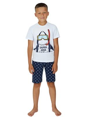 Піжама: футболка і шорти   5781910