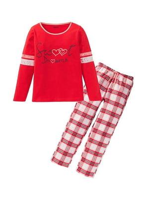 Піжама: лонгслів і штани   5717627