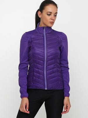 Куртка фиолетовая   5769431