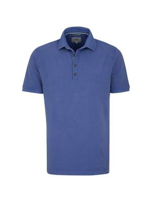 Футболка-поло синяя - Camel Active - 5780474