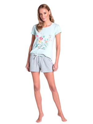 Піжама: футболка і шорти   5782236