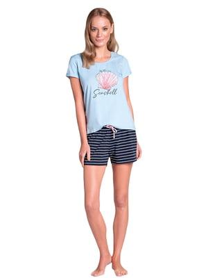 Піжама: футболка і шорти   5782237