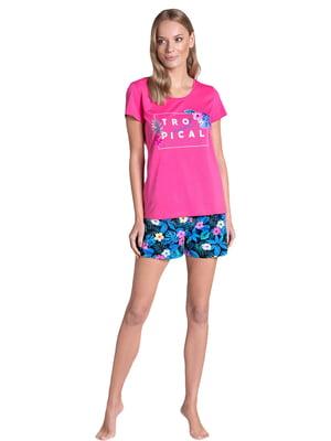 Піжама: футболка і шорти   5782239