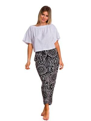Пижама: футболка и брюки   5782243