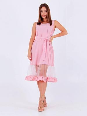 Сукня рожева   5784823