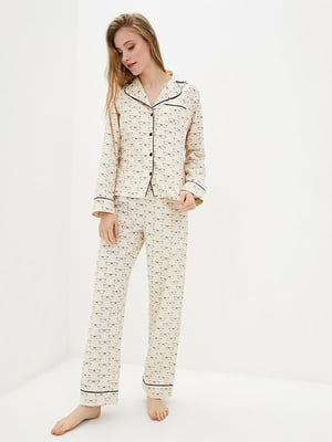 Піжама: сорочка і штани   5784827