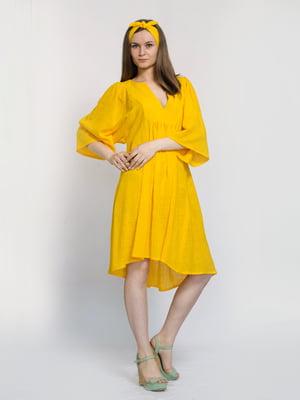 Сукня жовта   5785413