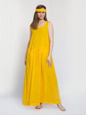 Сукня жовта   5785414