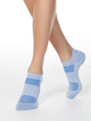 Носки голубые | 5698787
