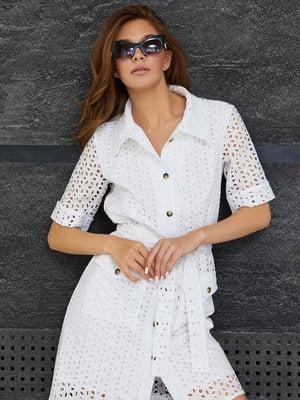 Платье белое | 5785941