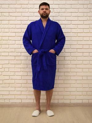 Халат синій   5705220