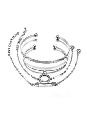 Набор браслетов на руку (4 шт) | 5786755