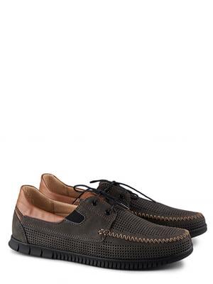 Туфлі коричневі   5787218