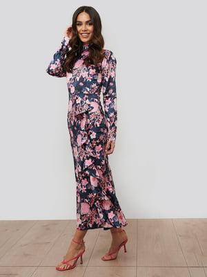 Платье в цветочный принт   5788040