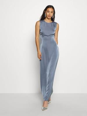Платье серое   5788081