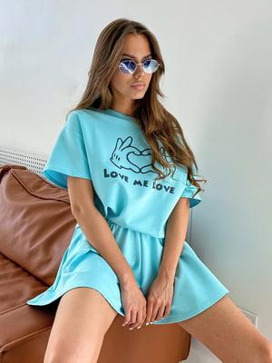 Костюм: футболка і шорти   5788546