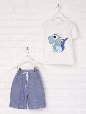 Комплект: футболка и шорты | 5788620