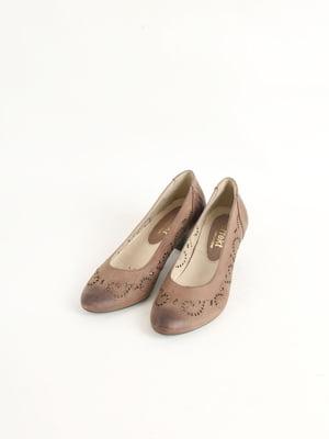 Туфлі коричневі | 5789964
