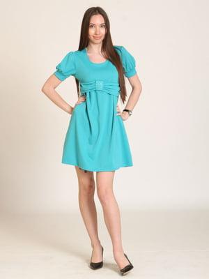 Сукня бірюзова | 5797096