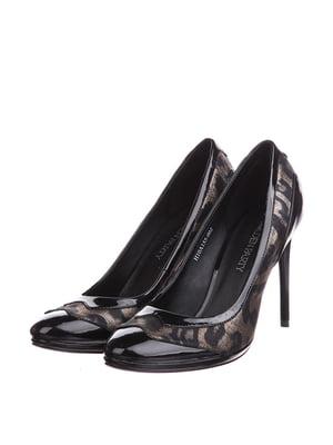 Туфлі чорні   4905012