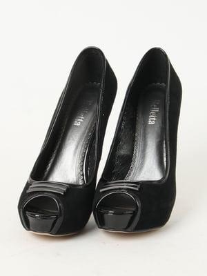 Туфлі чорні   4905129