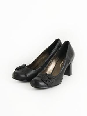 Туфлі чорні   5253521