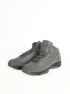 Кроссовки серые | 5294975