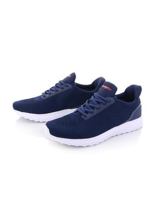 Кроссовки синие | 5796717