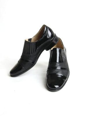 Туфли черные   5790770