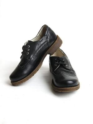 Туфли черные   5790812