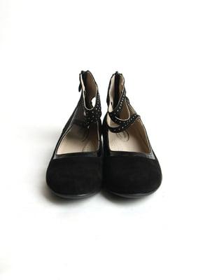 Туфли черные   5791543