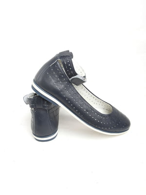 Туфли синие   5791771
