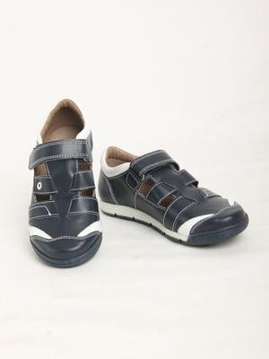 Туфли синие   5792079