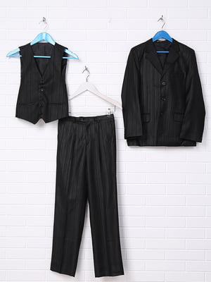 Костюм: жилет, пиджак и брюки | 4892915