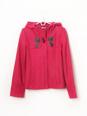 Пальто розовое | 5789432