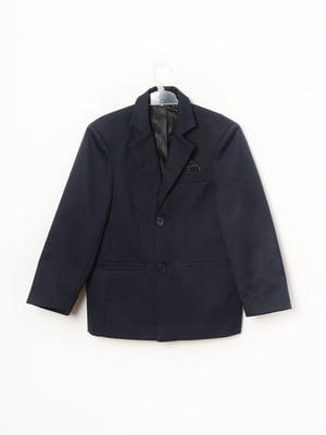 Пиджак синий | 5789706