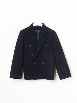 Пиджак синий | 5789707