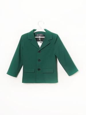 Пиджак зеленый | 5789709