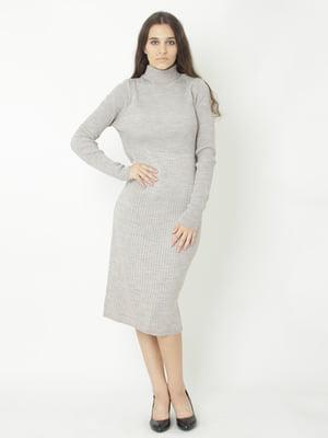 Сукня сіра   5792860