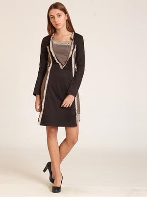 Сукня коричнева   5795151