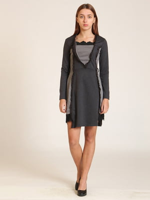 Сукня сіра   5795152