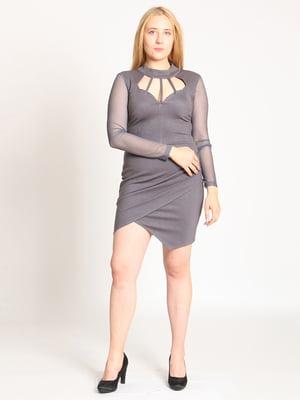 Сукня сіра   5796913