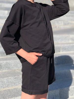Костюм: свитшот и шорты | 5799522