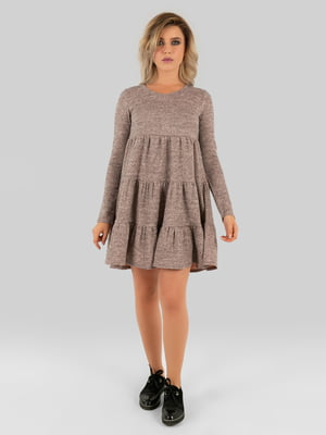 Платье цвета пудры   5799658