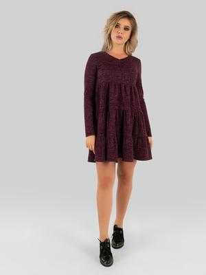 Платье фиолетовое   5799659