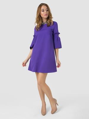 Платье фиолетовое   5799671