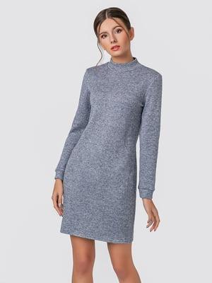 Платье синее | 5799804