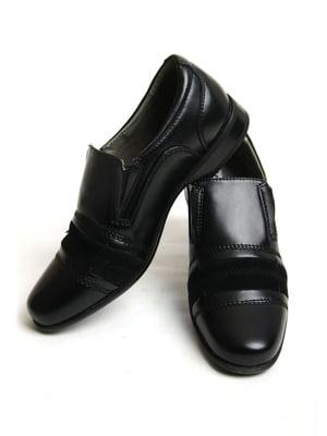 Туфли черные   5789538