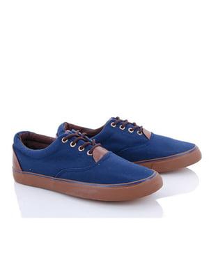 Кеды синие | 5790973