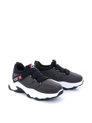 Кросівки сірі | 5793293